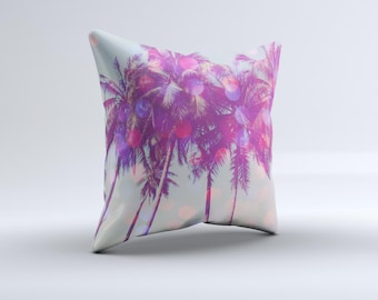 The Hollywood Glamour ink-Fuzed Decorative Throw Pillow