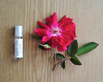 Candied Persimmon Perfume Oil, Sweet Fragrance, Candy Smell