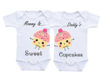 Twin girls clothing twin girl outfits twin girl gifts twin girls baby shower twin girl onesies twin baby girl twins onsie twin baby gift