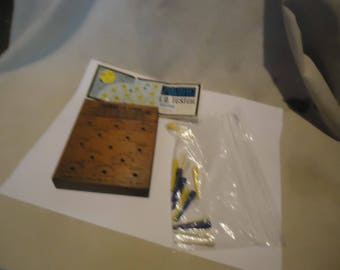 Vintage 1976 Venture Zodiac IQ Tester Game, collectable