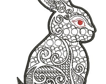 Rabbit Animals Furry Friends