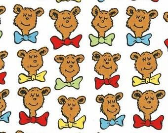 Dr Seuss ABC Bears from Robert Kaufman