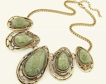 Perlen Auster Form Halskette
