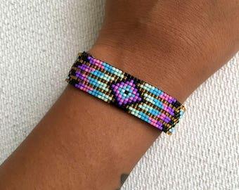 """""""Elegance"""" beaded bracelet"""