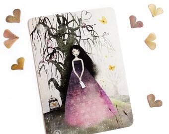 The Wishing Tree - Postcard