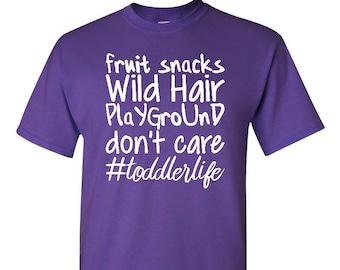 ToddlerLife shirt, #ToddlerLife, Mom Gift, Mom t-shirt, Mothers Day Gift, Mom Shirt, mother gift, mother shirt, Gift For Her