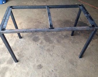 Small -Medium Flat Pack Table Frame