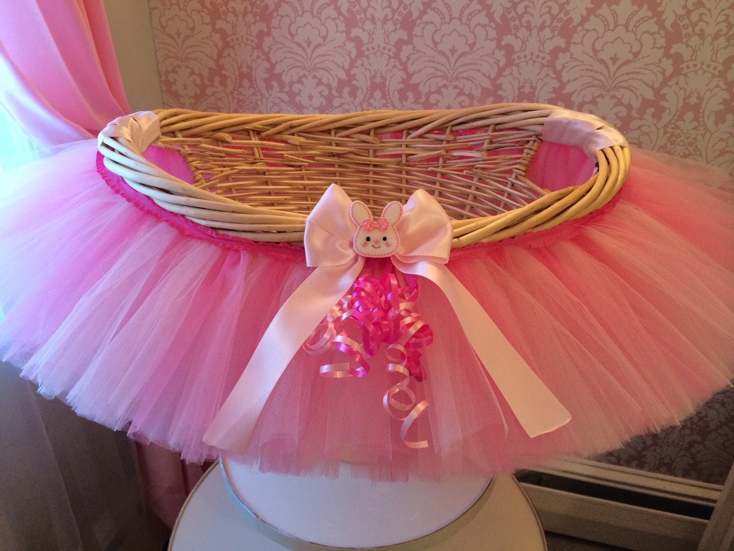 Medium easter bunny tutu basket tutu gift basket tutu baby zoom negle Image collections