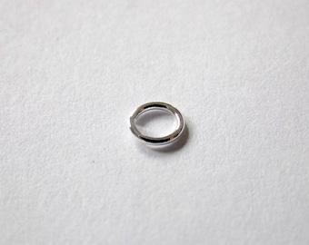 Set of 200 4mm jump rings