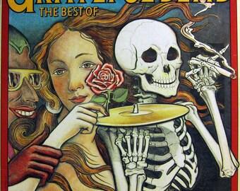 Original '79 The GRATEFUL DEAD Skeletons From the Closet Warner Bros Records U.S. Vinyl Press Lp !!! MINT !!! L@@K !!! Classic Rock !!!