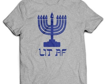 Lit AF T-shirt