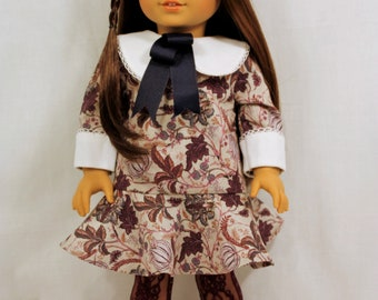18 Inch Doll Clothing - Awarded Style Dress
