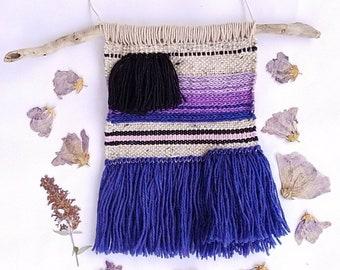 Not That Bad Ombre, Woven Wall Hanging