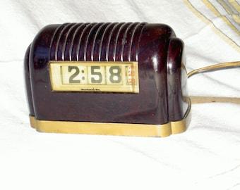 Numechron Clock