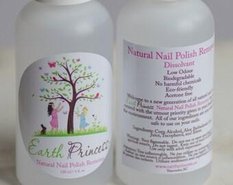 Natural Nail Polish Remover