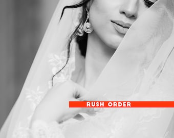 Guest Book Rush Production and Shipping Upgrades