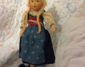 Whistler doll by Tirol/Baitz
