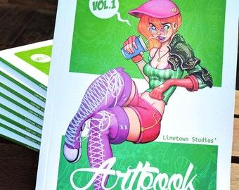 Limetown Artbook Vol.1
