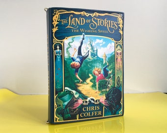 The Land of Stories Book Bag The Wishing Spell Book Purse