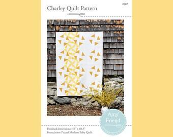Charley Quilt Pattern
