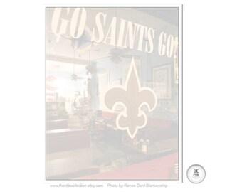 Go Saints Notepad