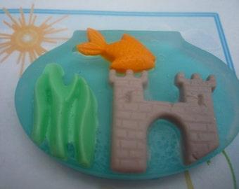 goldfish bowl novelty soap x 1