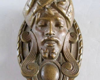 Sale Bronze Bedouin Door Knocker