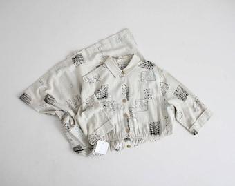 90s dress | elephant print dress | collared dress