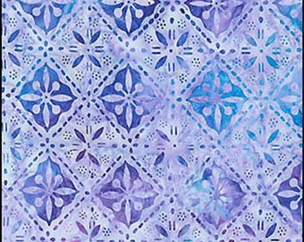 Artisan Batik - JAVA PATCH ab-15518-247 Cornflower