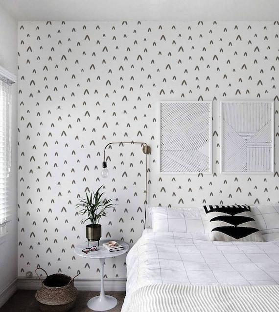 Renters wallpaper removable sticker wallpaper cute abstract in - Removable wallpaper for renters ...
