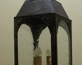 Hanging Tin Lantern HL-2