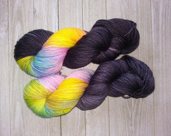 Prism hand painted yarn