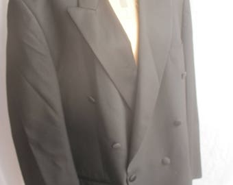 Large Gents Double breatsed evening jacket