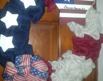 Some Gave All Memorial Day Wreath