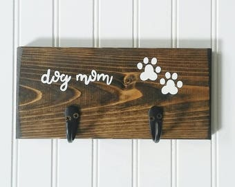 Mother's Day Gift, Gift for Mom, Dog Mom Gift, Gift for Mom From Dog, Mother's Day Gift for Dog Mom, Dog Mom Sign, Wood Sign, Gift From Dog