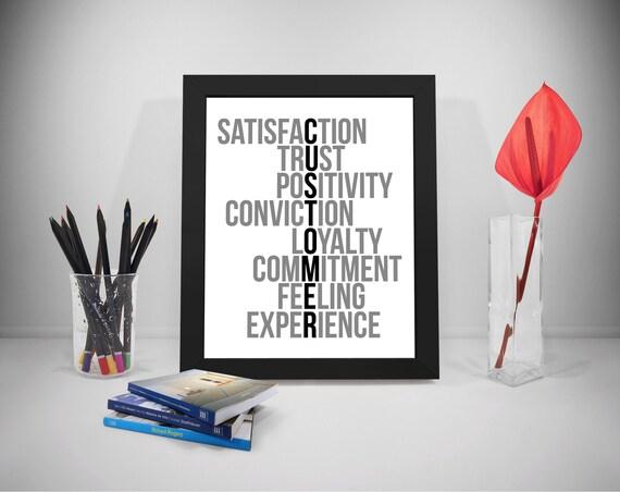 Vertrauen und Engagement