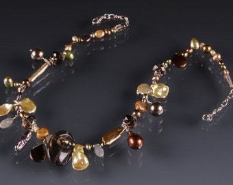 Pearl Profusion Necklace