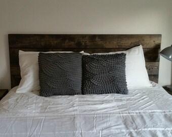Queen Headboard  - Bedroom Furniture - Wood Bed Headboard