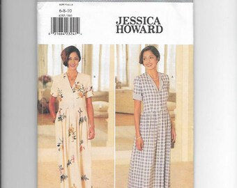UNCUT Sewing Pattern Butterick 4385 for Dress, Sz 6-8-10