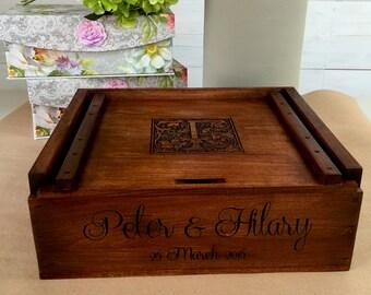 Wedding Wine Box,Wine Box,Memory Box ,Wedding Album Box,Keepsake Box,Wedding Mementos Box, Wine Box Ceremony, Wedding Gift Box, Wedding Gift