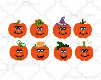 Pumpkin svg face SVG lady and man face SVG Halloween Svg File digital cut file Pumpkin svg, DXF, Eps, Png, Studio Fall Svg, Instant Download