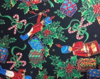 Little Drummer Boy Holiday Christmas fabric!