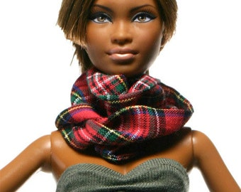 Doll clothes (scarf): Mediona