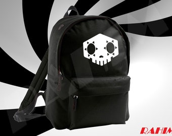 Overwatch Who Is Sombra logo  Backpack