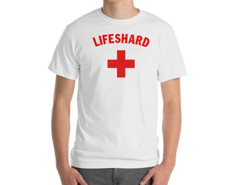 LIFESHARD Lifeguard Spoof Short-Sleeve T-Shirt