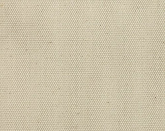 "Natural Duck Cloth 60"" Wide By The Yard 10 oz"