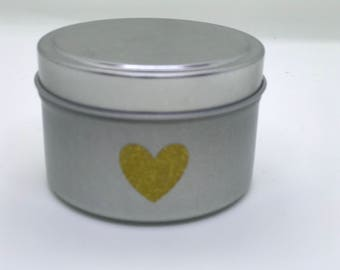 Hand Poured 100% Soy Candle - No. 24
