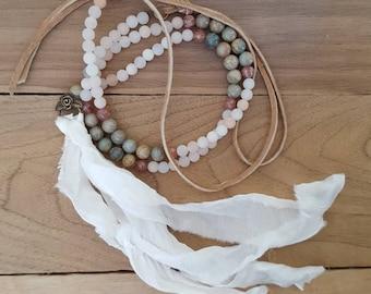 Nurture Chiffon Necklace