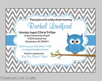 Owl baby shower invitations boy image collections invitation owl baby shower invitations printable baby girl shower baby shower invitations printable baby boy shower invite filmwisefo