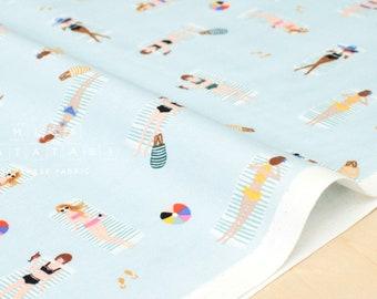 Cotton + Steel Amalfi - sun girls sky - 50cm